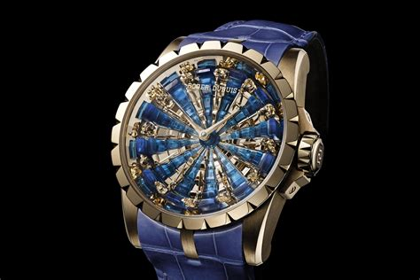 Knights Of The Table intoducing roger dubuis excalibur knights of the