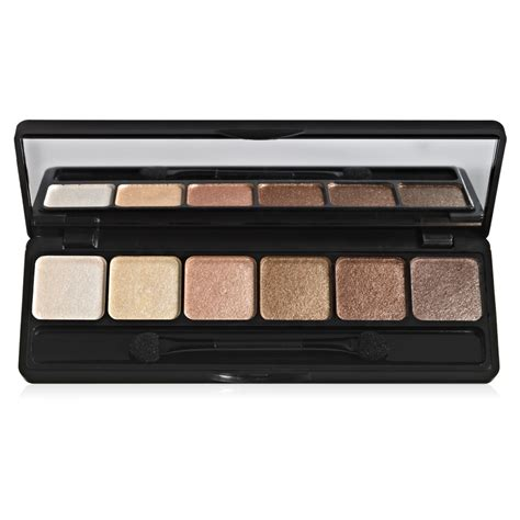 caked cosmetics prism eyeshadow palette e l f cosmetics