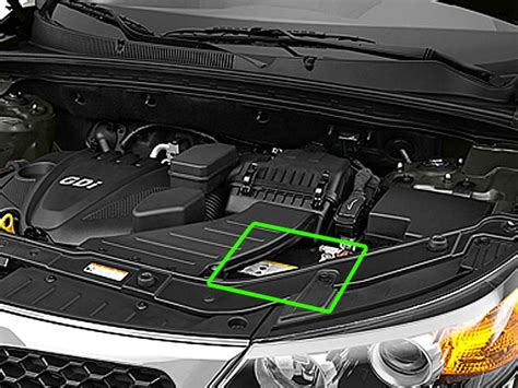 2007 Kia Sorento Battery Dodge Avenger 2013 Battery Location 2007 Dodge Avenger