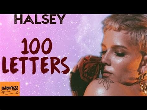 100 Letters Lyrics