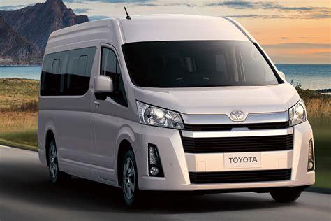 toyota grandia 2020 10 things you need to 2019 toyota hiace commuter