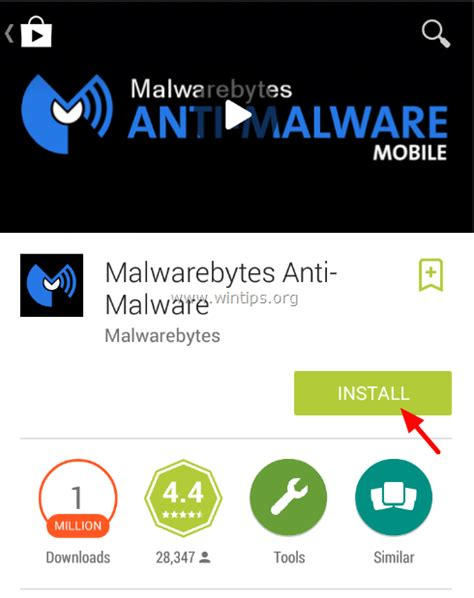 antimalware for android how to scan and clean your android device from adware virus malicious apps wintips org