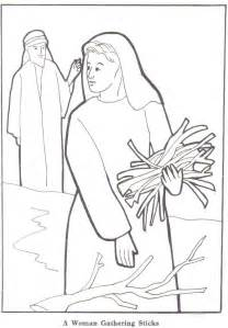 elijah and the widow of zarephath coloring page free coloring pages of elisha jars