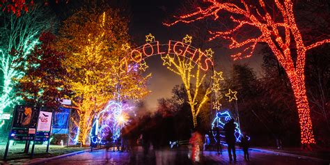 la zoo lights hours zoolights smithsonian s national zoo
