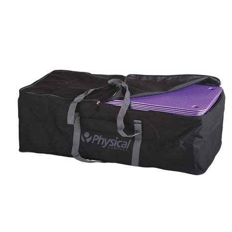 Bag With Mat by Physical Company Supasoft Dual Mat Bag With Shoulder