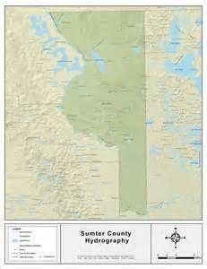 lake sumter florida map florida waterways sumter county 2008