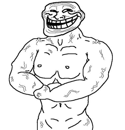 Troll Face Know Your Meme - image 260562 trollface coolface problem know