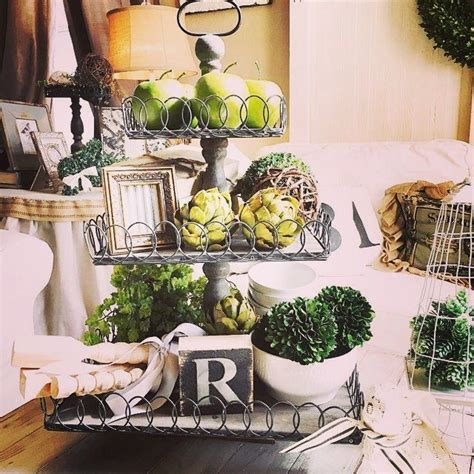 kitchen island centerpiece 17 best ideas about 3 tier stand on pinterest farmhouse