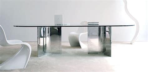 gallotti e radice tavoli tavolo riunioni vetro raj di gallotti radice design
