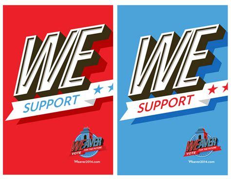 design is political political caign branding matt briner graphic designer