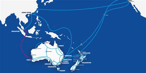 connecting australia  south east asia vocus communications