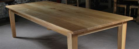 Handmade Oak Tables - handmade oak tables the oak pine barn winchester