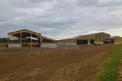 Hangar Photovoltaique Agricole by Chabrun Hangars Et B 226 Timents Agricoles Monts 251 Rs Mayenne