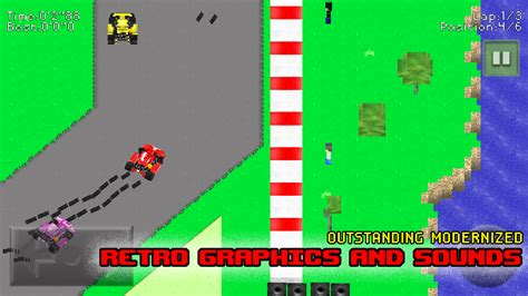 Pixel Karts Gp Plus The Retro Racing Game Zooms Into