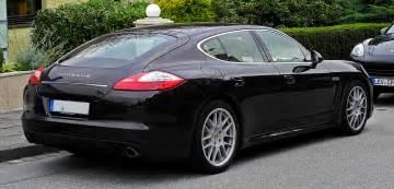 Porsche Panamera 4 File Porsche Panamera 4s 970 Heckansicht 20
