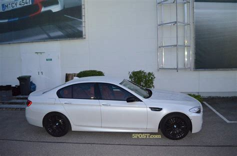 official brilliant white metallic f10 m5 photos thread