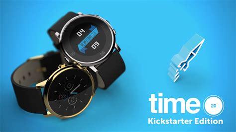 Pebble Kickstarter Edition pebble time kickstarter edition