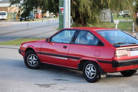 1987 mitsubishi cordia 80shero early cordia turbo