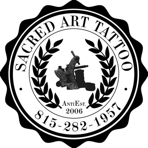 sacred art tattoos sacred roscoe illinois