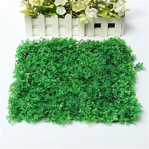 Plastic Grass Decoration by Buy 25x25cm Plastic Home Lawn Artificial Grass Garden