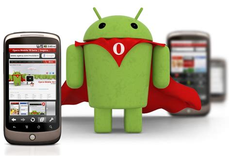 opera mini opera mobile opera mobile 10 1 beta review silicon uk