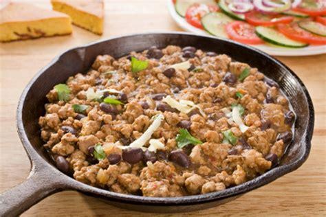 ground beef skillet recipes cdkitchen