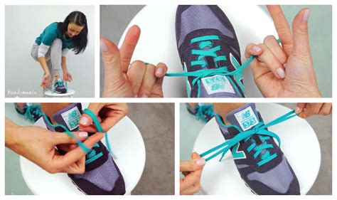 you will never tie your shoelaces the same way again