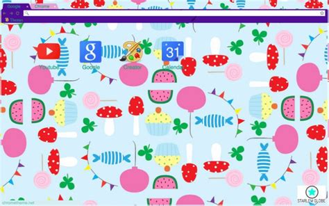 themes google chrome kawaii 11 best google chrome themes images on pinterest google
