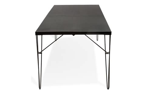 Table Dc by Aires Soho Table With Hairpin Legs Table Manners