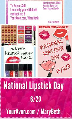national lipstick day ten things you didnt know about national lipstick day give away going on now