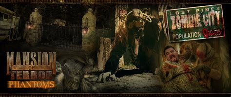 wicked ways haunted house haunted house in austin texas scream hollow wicked halloween park