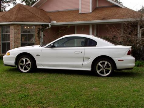 car maintenance manuals 1996 ford mustang parking system corrat 1996 ford mustang specs photos modification info at cardomain