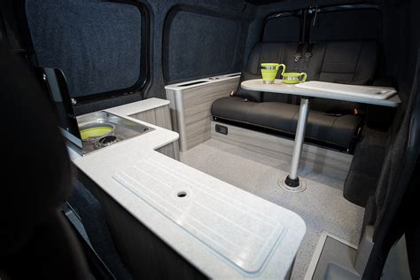 Kitchen Carpeting Ideas caddy maxi conversion new wave custom conversions