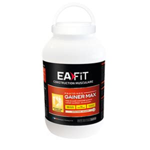 Ea Fitness by Ea Fit Gainer Max Gainer Musculation Fr