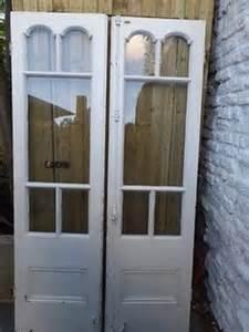 Victorian Patio Doors by Victorian French Patio Double Doors Hardwood Glazed