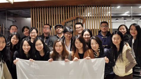 Ceibs China Mba by Ceibs Mbas Capture From Their Trip To Silicon