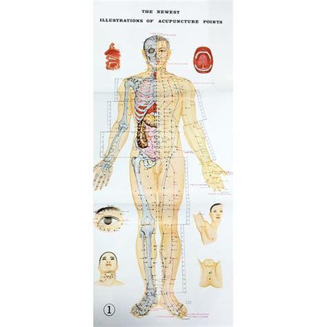 Plakat Engelsk by 3 Akupunktur Plakater Engelsk Plakater Litteratur