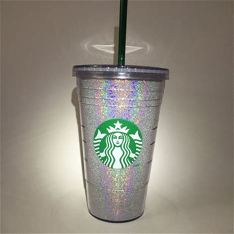 Starbucks Gliter Cold Cup best starbucks cold cup products on wanelo