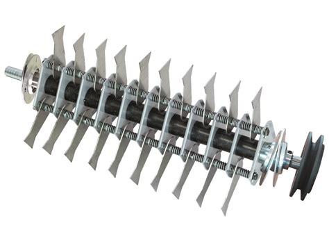 free swinging uk camon lawn scarifiers simply swap between rotor assemblys