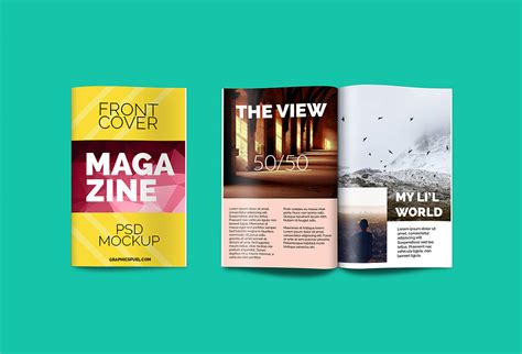 magazine cover template psd 40 magazine mockups templates for free 365