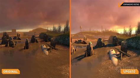 mod game update new half life 2 mod updates visuals mxdwn games