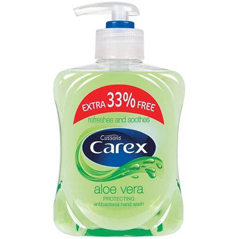 carex aloe vera hand wash ml hand sanitizer hand wash