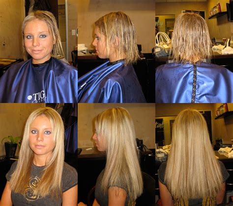 scottsdale hair extensions before after tabu hair salon in scottsdale salons