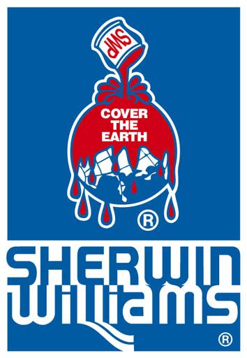 sherwin williams sherwin williams logo buzz on biz