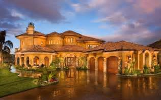 beautiful mansion wallpaper 471231