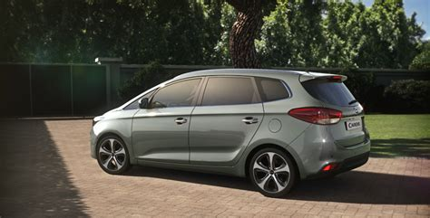 Kia Carent Kia Carens 2013 Kia Motors Europe