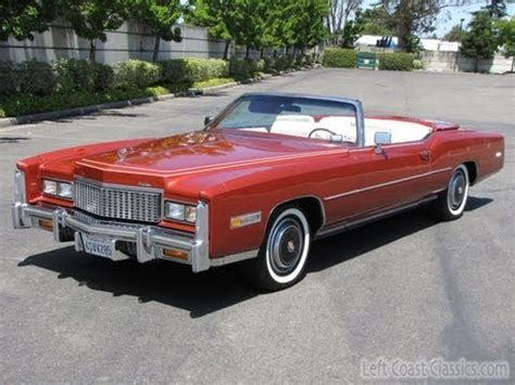 1976 Cadillac Eldorado Convertible by 1976 Cadillac Eldorado Convertible For Sale