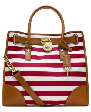 Tas Fossil Tote Stripe striped bags paperblog