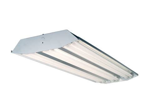 Shop Lights T5 Fluorescent Light Fixture Aluminum Refl T5 Shop Light Fixtures