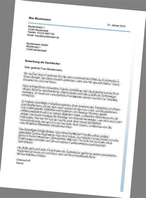 Bewerbungbchreiben Muster Ausbildung Dachdecker Professionelle Bewerbung Als Dachdecker Experten